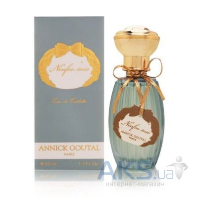 Annick Goutal Ninfeo Mio Туалетная вода 50 мл