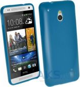 Чехол Original TPU Case HTC One Mini 601n Blue