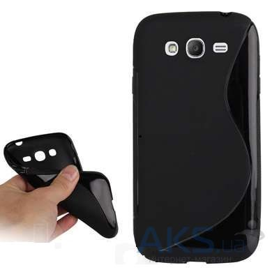Чехол Celebrity TPU cover case for Samsung i9060 Galaxy Grand Neo Black