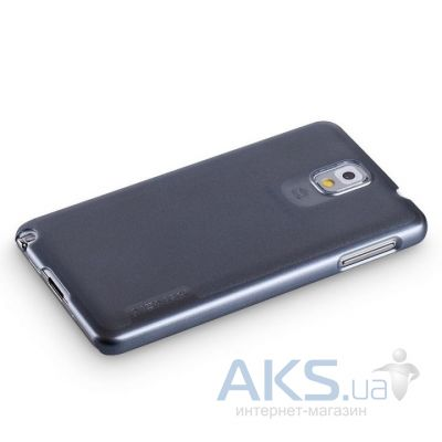 Чехол Momax Pearl Ultra Thin cover case for Samsung N9000 Galaxy Note 3 Black (CUSANOTE3PD)