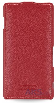 Чехол TETDED Leather Flip Series Sony Xperia E3 D2202 Red