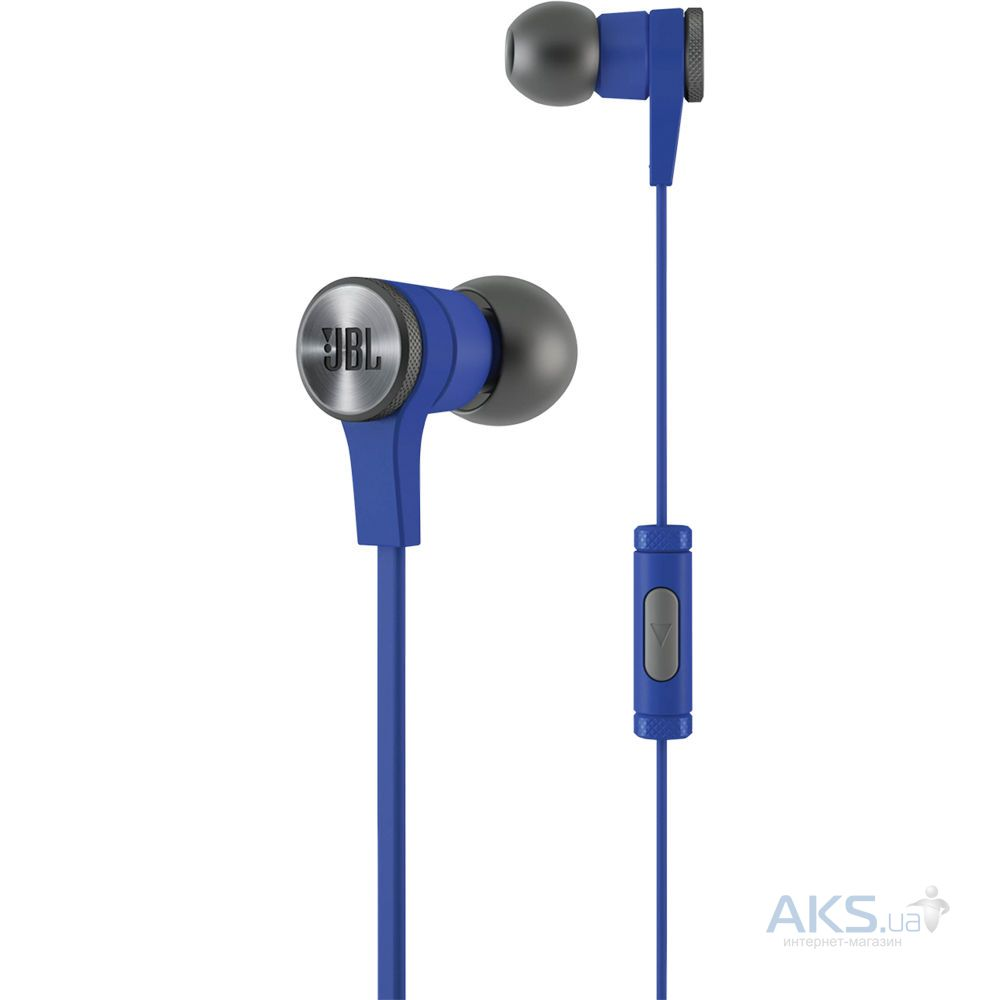 Наушники (гарнитура) JBL In-Ear Headphone Synchros E10 Blue (E10BLU)