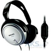 Наушники Philips SHP2500 Black/Silver