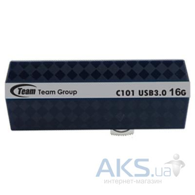 Флешка Team 16Gb C101 Silver USB 3.0 (TC101316GS01)