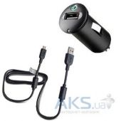 Зарядное устройство Sony Compact Car Charger AN401\AN400 With Cable