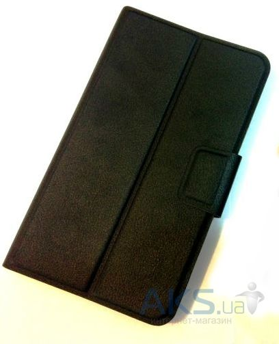 Чехол для планшета Book Leather TPU Series Samsung T560 Galaxy Tab E 9.6 Black