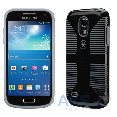 Чехол Speck for Samsung i9190 Galaxy S4 mini CandyShell Grip Black/Slate Grey (SPK-A2157)