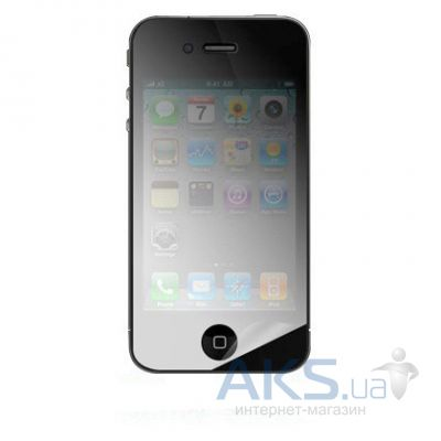 Защитная пленка MacLove Mirror Apple iPhone 4, iPhone 4S (ML51400)