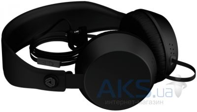 Наушники (гарнитура) Coloud Boom Over Ear Headphones Solid Black (4090943)