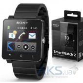 Вид 2 - Умные часы Sony SmartWatch 2 SW2 Steel Black