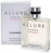 Chanel Allure homme Sport Cologne Одеколон 50 мл