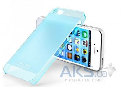 Чехол IMAK Color series Apple iPhone 5C Turquoise
