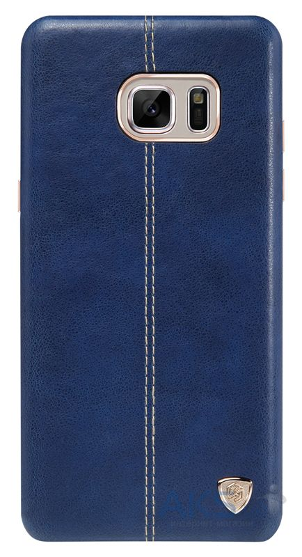 Чехол Nillkin Englon Series Samsung N930 Galaxy Note 7 Blue