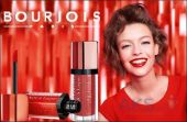 Вид 3 - Помада Bourjois Rouge Edition Aqua Laque №06 Fiery Orangey-Red
