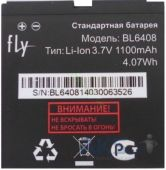 Аккумулятор Fly IQ239 Era Nano 2 / BL6408 (1100 mAh) Original