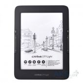 Электронная книга AirBook City Light Touch Gray