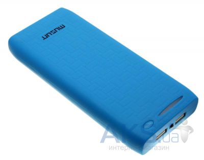 Повербанк power bank MUSUN MS-801 23800mAh Blue