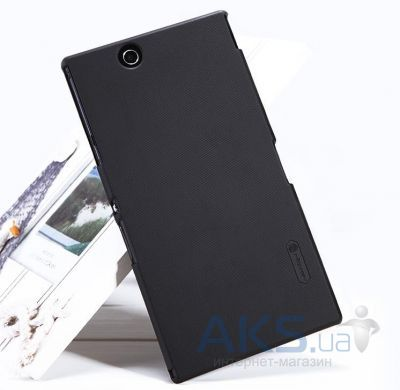 Чехол Nillkin Super Frosted Shield for Sony Xperia Z Ultra XL39H C6802 Black