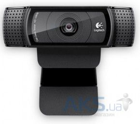WEB-камера Logitech Webcam C920 HD PRO (960-001055) Black