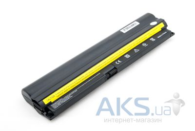 Батарея для ноутбука Lenovo Thinkpad x100e (ASM 42T4784) 10.8V 5200mAh PowerPlant Black
