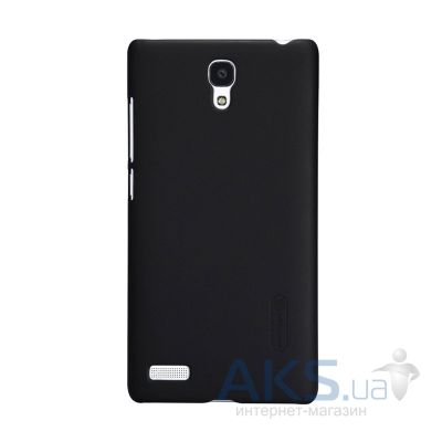 Чехол Nillkin Super Frosted Shield Xiaomi Redmi Note Black