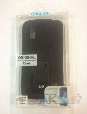 Чехол Celebrity TPU cover case for LG E435 L3 II Black