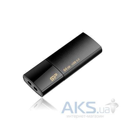 Флешка Silicon Power 128GB BLAZE B05 USB 3.0 (SP128GBUF3B05V1K)
