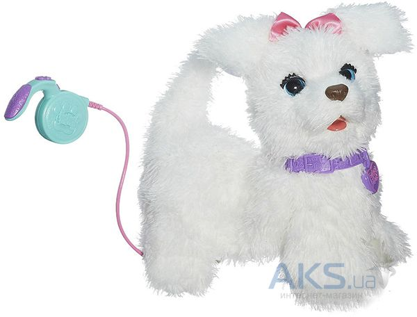 Игрушка Hasbro Fur Real Friends Щенок ГоГо (A7274)