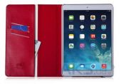 Вид 5 - Чехол для планшета Momax Modern Note for iPad Air Red [FNAPIPAD5R]