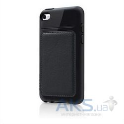 Чехoл Belkin Чехол iPod touch(4Gen) GRIP EDGE (кожа) (F8Z650CWC00) Black