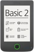 Электронная книга PocketBook 614 Basic 2 Grey