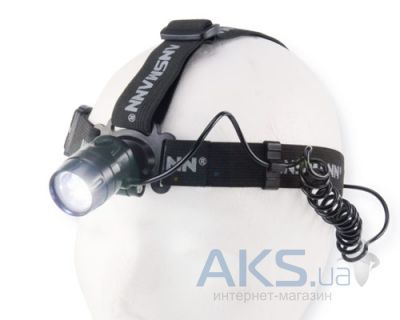 Фонарик Ansmann HeadLight 5 LED +3R03