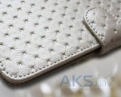 Вид 2 - Обложка (чехол) Saxon Case для PocketBook Basic 611/613 Pearl White
