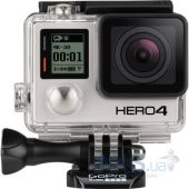 Вид 4 - Экшн-камера GoPro HERO4: Black - Adventure + HERO ROW в подарок