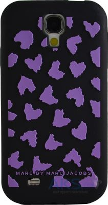 Чехол Marc Jacobs Samsung Galaxy S4/I9500 Love Case Purple