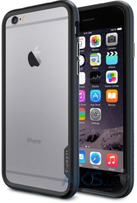 Чехол SGP NEO Hybrid EX Apple iPhone 6, iPhone 6S Black Slate