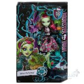 Вид 4 - Игрушка Mattel Кукла Венера МакФлайтрап Monster High (CDC05)
