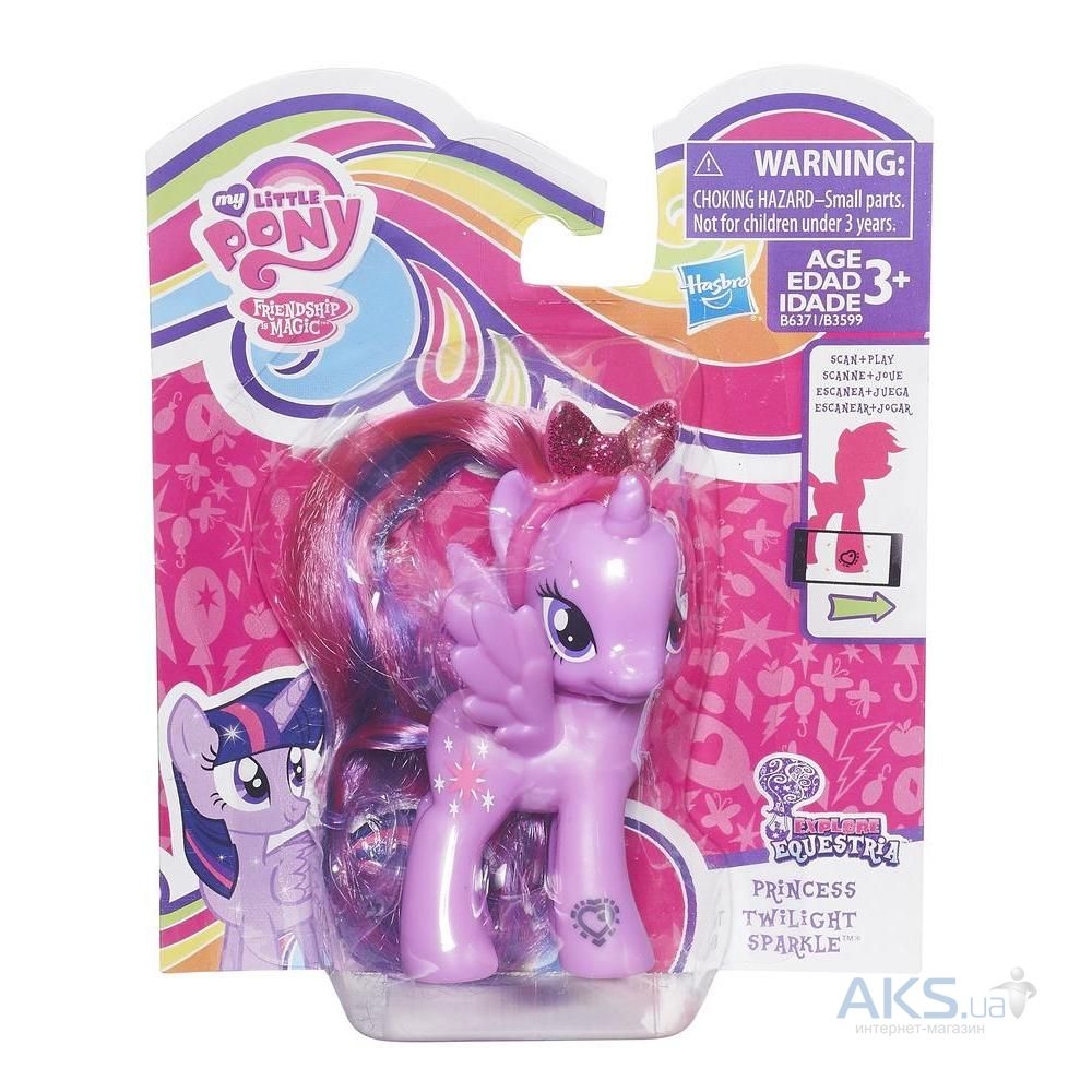Игровой набор Hasbro Explore Equestria - Twilight Sparkle (B3599)