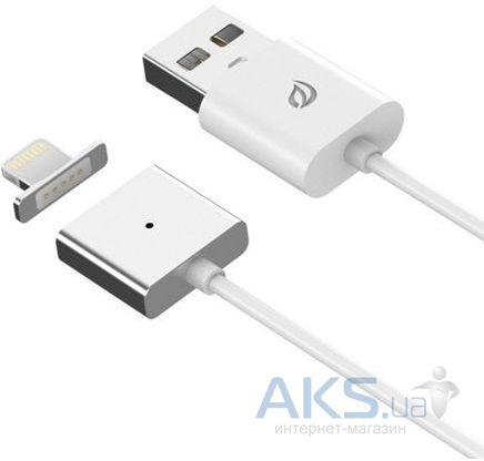 Кабель USB WSKEN Magnetic Lightning X-cable