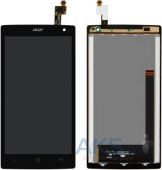 Дисплей (экран) для телефона Acer Liquid Z5 Dual Sim Z150 + Touchscreen Original Black