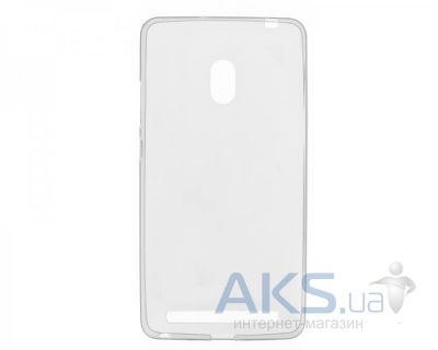 Чехол Original TPU Case Asus Zenfone 6 Transparent
