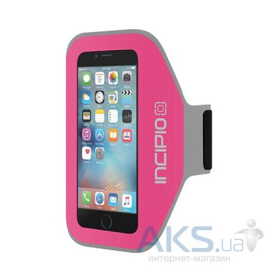 Чехол Incipio Perfomance Armband for iPhone 6/6s Pink (IPH-1192-PNK)