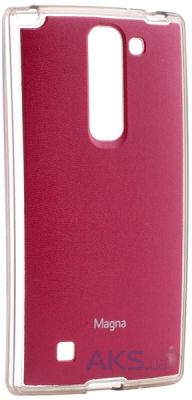 Чехол VOIA Jell Skin LG Optimus Y90 Magna H502 Red