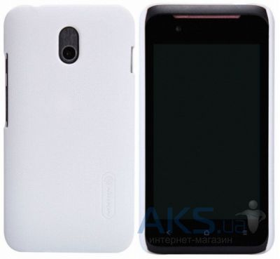 Чехол Nillkin Super Frosted Shield HTC Desire 210 White