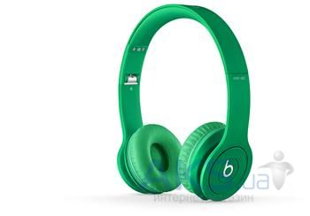 Наушники (гарнитура) Beats by Dr. Dre Solo HD Monochromatic Green