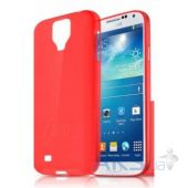 Чехол ITSkins Zero.3 cover Samsung i9190 Galaxy S4 Mini Red (SG4M-ZERO3-REDD)