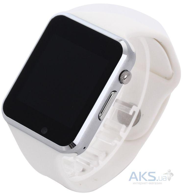 ▷ Купить Смарт-часы UWatch A1 White в Киеве и Украине 51bda991eb750