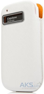 Чехол Capdase id Pocket Value Set Luxe White/White for Samsung Galaxy S III i9300 (DPSGI9300-V622)