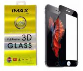 Защитное стекло IMAX Soft 3D Full Cover Glass Apple iPhone 7 Black
