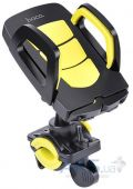 Держатель Hoco CA14 Bicycle Holder Black / Yellow
